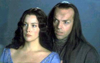 Арвен и Элронд