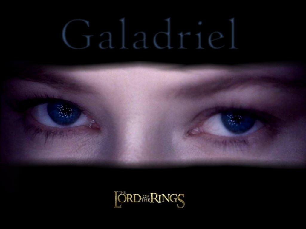 Глаза Галадриэли. 1024х768
