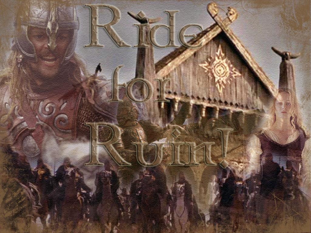 Ride for Ruin!   1024х768